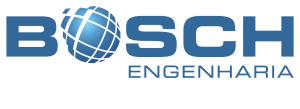Bosch Engenharia see through logo