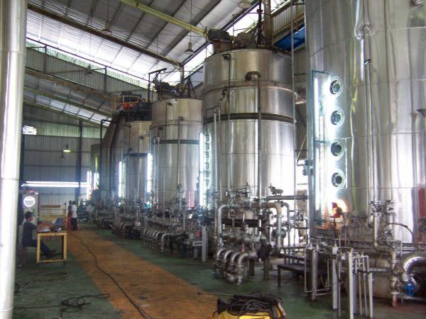 cane sugar refining